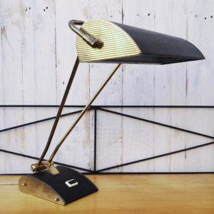 lampe de bureau jumo datant des années 50, eileen gray
